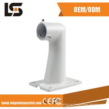 Alta calidad CCTV soporte barato CCTV cámara soporte de aluminio soporte montado en la pared