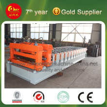 Automatic Hky -836 Glazed Tile Roll Forming Machine