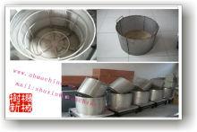 Shanghai shuxin fried food oil drying machine