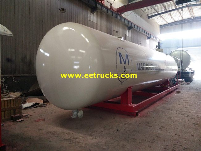 15Ton Skid-mounted LPG Plants