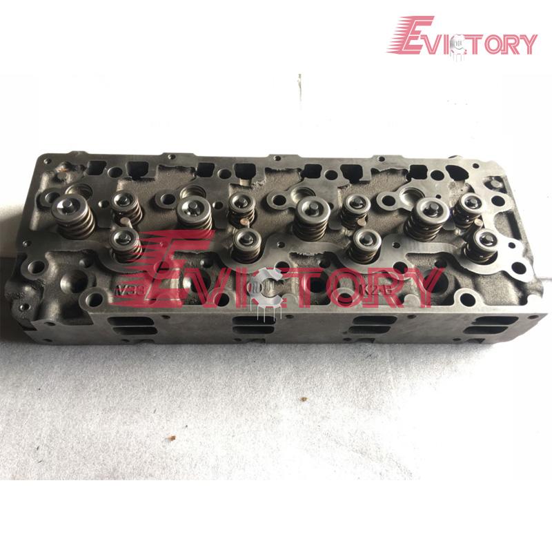 V3300 cylinder head 12V