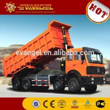 camión volquete para la minería BEIBEN marca camión volquete para la venta marcas de camiones de volquete