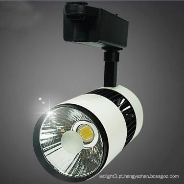 Energe-saving e ponto de alta potência 30w levou COB pista iluminação lâmpada fábrica venda