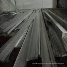 Unexpanded 3003 Núcleos de nido de abeja de aluminio