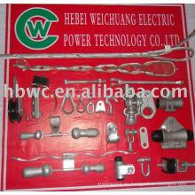 instalación de energía eléctrica