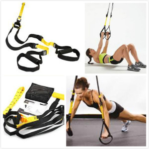 Ganas TRX Suspensi Trainer Crossfit Gym Equipment