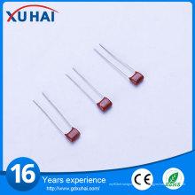 Высококачественный 0,1 K 63 конденсатор пленки