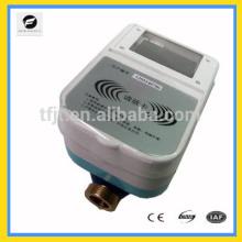 Preparador RDID sin contacto medidor de agua para el agua potable