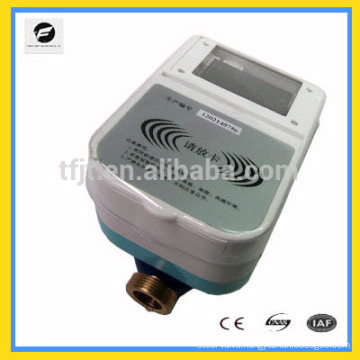 Contactless RDID prepai Water Meter for drinking water