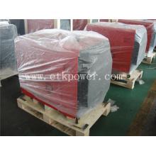 Roter stiller Dieselgenerator der Farbe-5kw (DG6LN)