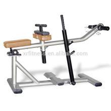 Fitness equipment dimensions seated calf machine