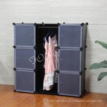 Estante de almacenamiento con percha (FH-AL0031-6)