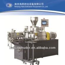 Granulador plástico pequeno de Nanjing Haisi TSE-30A