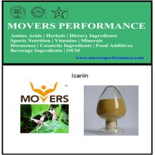 Extrait de plante de qualité supérieure Icariin Bon prix