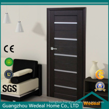 Modern Comtemporary Flush Interior Wooden Door for Construction Project