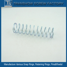 Zinc Plated Compression Wire Springs