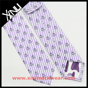 Chinese Wholesale Luxury Handmade Custom 100% Silk Famous Brand Necktie