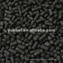 4.0 угольных мм щелочных пропитанный активированный уголь