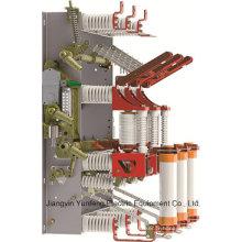 Appareil combiné de Fzrn16A-12D/T125-31,5 Hv charge pause interrupteur-fusibles