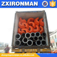 Large Diameter HDPE River Dredging Pipe with floater
