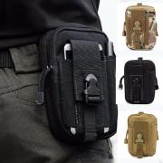 Multi-purpose Custom logo Tool Holder Military Waist Bag