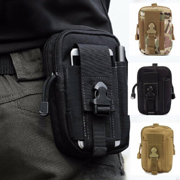 Multi-Purpose Custom logo Verktygshållare Military Waist Bag