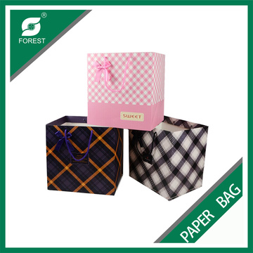 2016 Cheap Customized Paper Bag with Logo