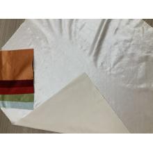 Neue Kollektion 100% Polyester Plissee Lurex Stoff