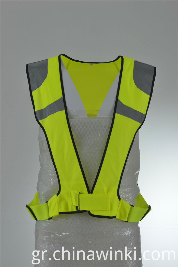 Construction work vest