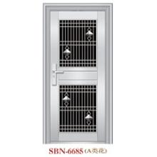 Puerta de acero inoxidable para sol exterior (SBN-6685)