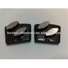 Nouveau disque de meulage de diamant pour béton