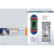 Ascensor Pranrmic (elevación de la máquina)