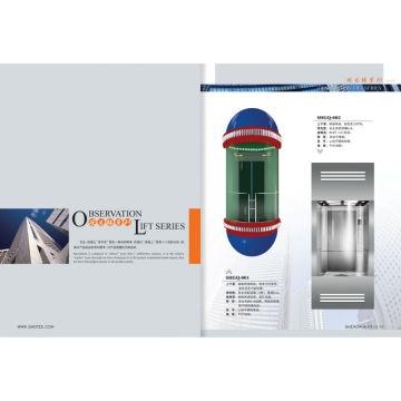 Pranrmic lift (machineroom lift )