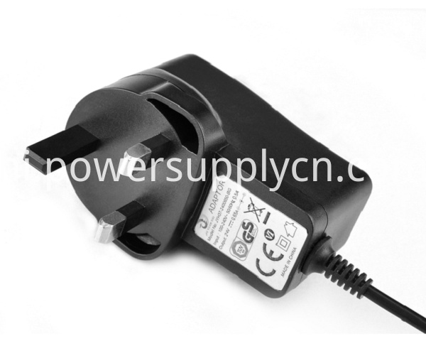 5V 3A UK Power Adapter