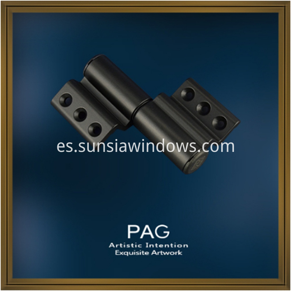 High Quality Aluminum Industrial Heavy Duty Door or Window Hinge