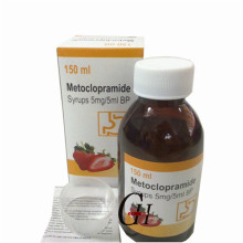 Metoclopramidsirup 5 mg / 5 ml BP