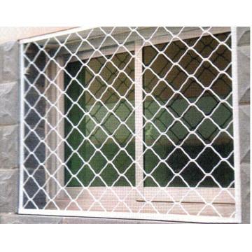 Tela de janela de segurança de aço inoxidável