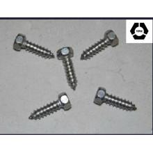 DIN 7976 Alloy Steel Hex Head Self Tapping Screw