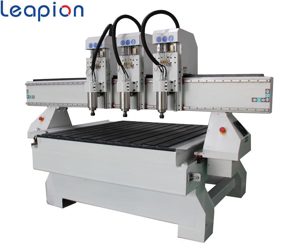 Multi Tool CNC Router For several materials