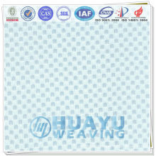 YT-1547, tissu en maille tricoté en polies blanc pour chaise