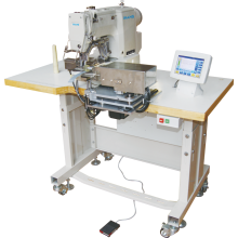 Jenis Komputer Dengan Bar Tacking Machine