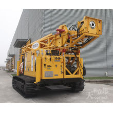 Diamond Core Crawler Drilling Rig With Bs Ns Hs Ps Drill Rod Csd1300l