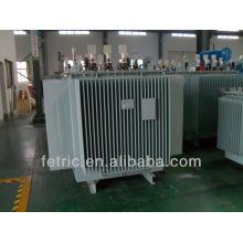 Three phase oil immersed 60HZ 4.16kv/460v power transformer