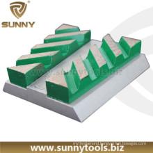 China Sunny Abrasive Marble Polishing Grinding Metal Bond 5-Extra Frankfurt