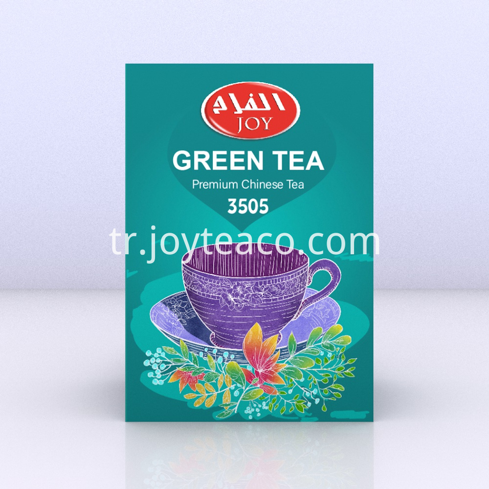 Gunpowder green tea 3505