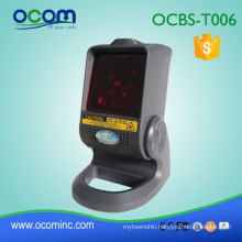 USB Connection POS Use Omni directional Laser Supermarket Barcode Scanner
