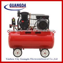 1HP 0.75 kW correia compressor de ar da unidade (V-0.036/8)