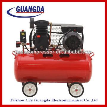 Compressor de ar movido a correia de 1HP