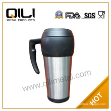 double wall insulated tumbler stainless steel coffee mug