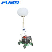 1000W*2 Telescopic Portable Mobile Balloon Light Tower